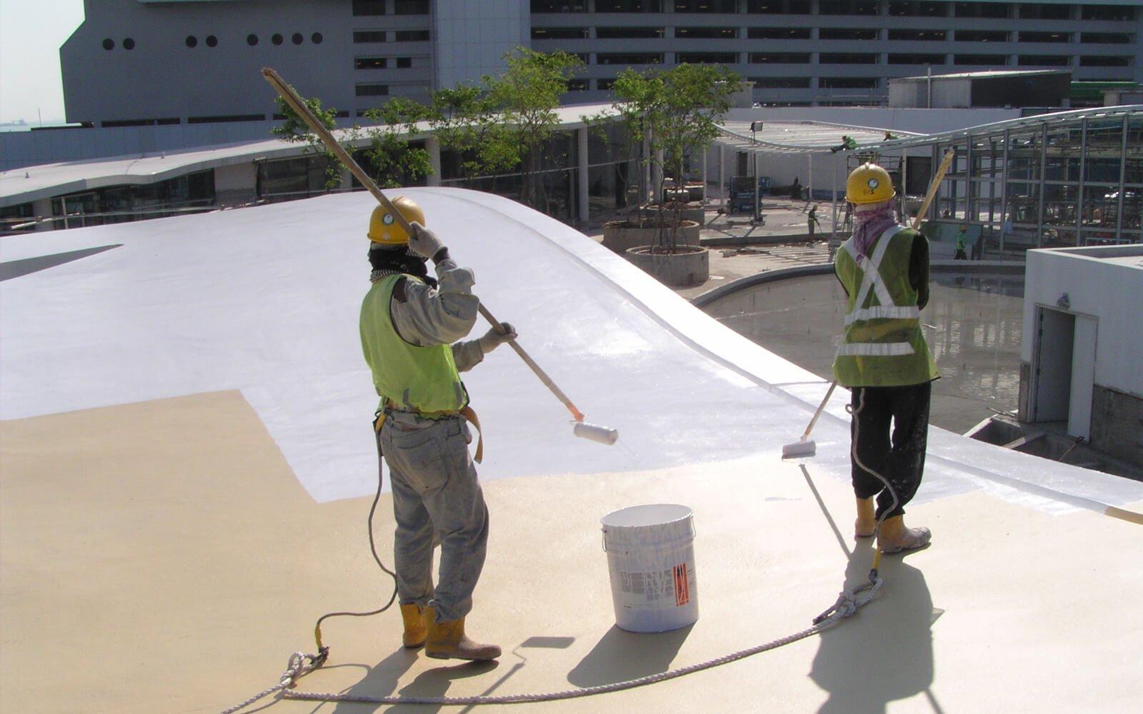 Impermeabilización en el concreto