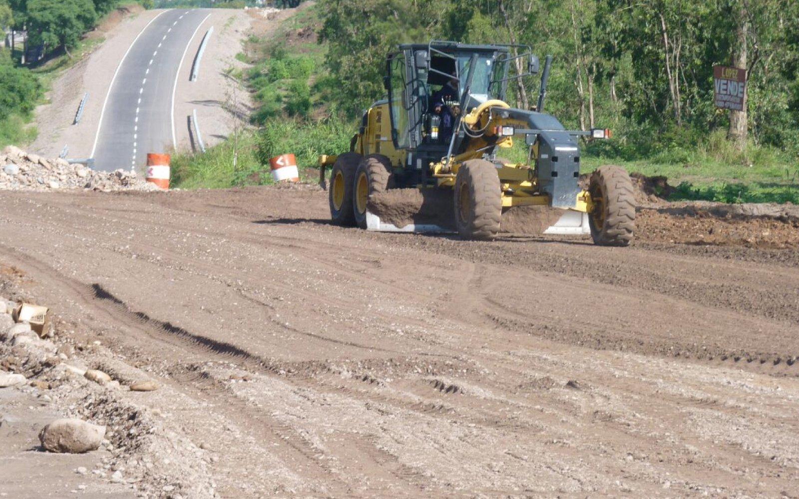Preparando el terreno para la obra