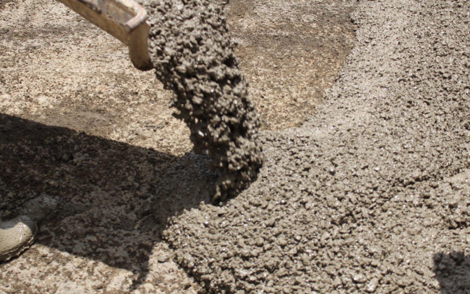 Tipos de aditivos para concreto